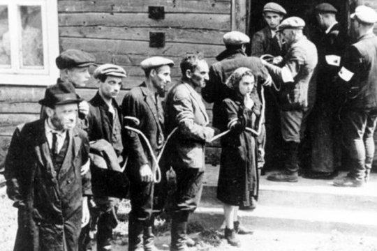 Холокост по-литовски