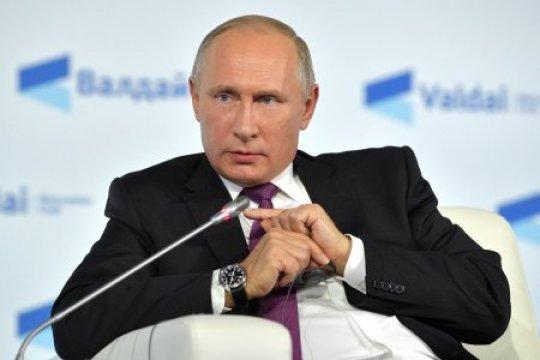 Путин назвал катастрофой ситуацию в Афганистане после вывода войск США