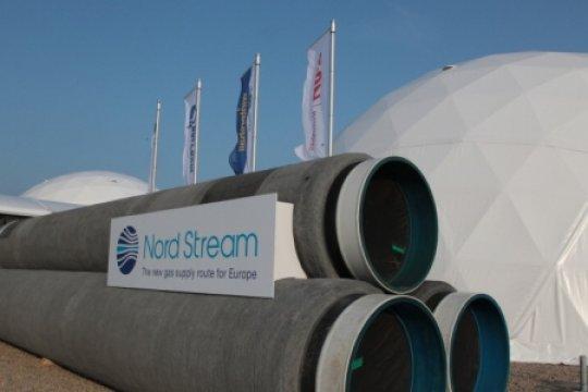 «Газпром»: Строительство «Северного потока – 2» полностью завершено