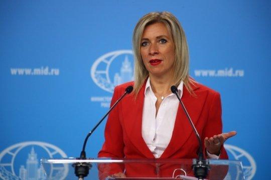 Захарова: в МИД России запросили у Чехии информацию о задержании россиянина