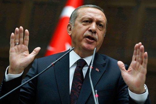 Эрдоган заявил о необходимости вывода американских войск из Сирии и Ирака