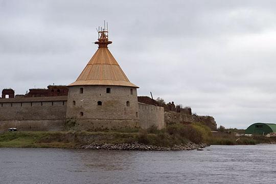 Петрокрепость, Nöteborg, Шлиссельбург – русская «Крепость «Орешек». Часть вторая