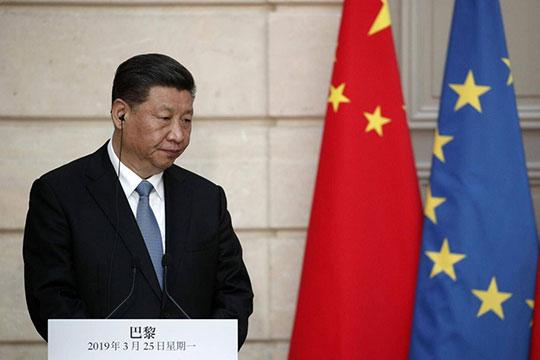 Чем Евросоюз грозит Китаю?
