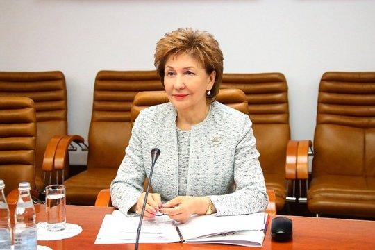 Г. Карелова: Программа третьего Евразийского женского форума отражает настрой женщин всего мира расширять сотрудничество и укреплять дружбу