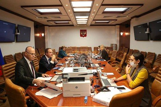 В. Круглый на сессии ПАСЕ предложил содействовать скорейшему признанию российской вакцины Европейским медицинским агентством
