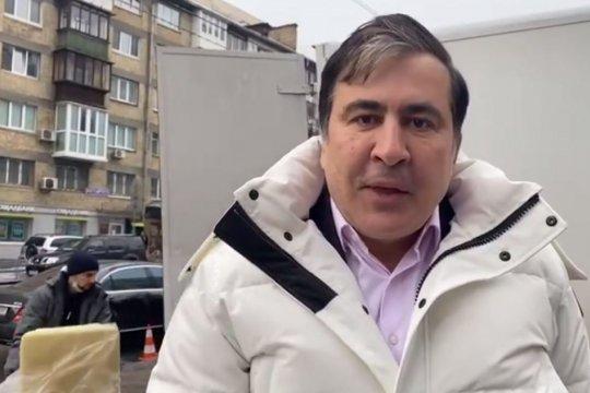 Саакашвили назвал Украину  «отстойником» и «проходным двором»