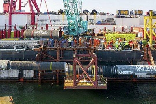 Строительство газопровода «Северный поток – 2» завершено. Что дальше?