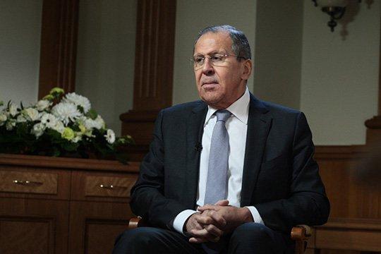 Лавров заявил о незаинтересованности  во «встрече ради встречи» в «нормандском формате»