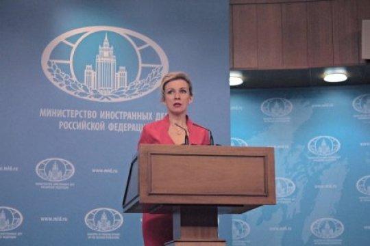 Захарова назвала катастрофой план размещения беженцев из Афганистана в Центральной Азии