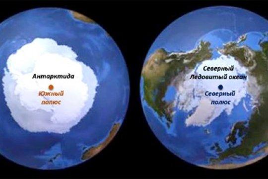Новый этап Глобального соперничества – контроль над… Полюсами
