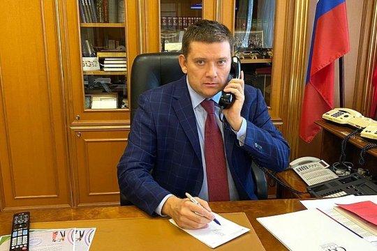 Н. Журавлев: Идет активная работа по подготовке российско-таджикистанского межпарламентского форума