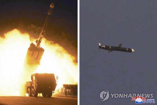 В Северной Корее провели испытания крылатых ракет большой дальности
