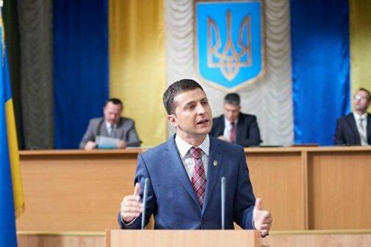 Зеленский рассказал о «не совсем солнечной атмосфере» на встрече с Байденом