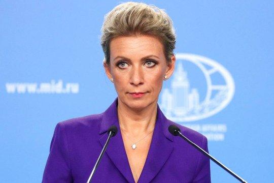Захарова назвала аномалией доклад комитета Европарламента о непризнании выборов в Госдуму