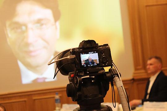 В Суздале прошёл IV международный Медиафорум, посвящённый свободе журналистики