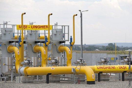 Газ в Молдову пойдет из Румынии