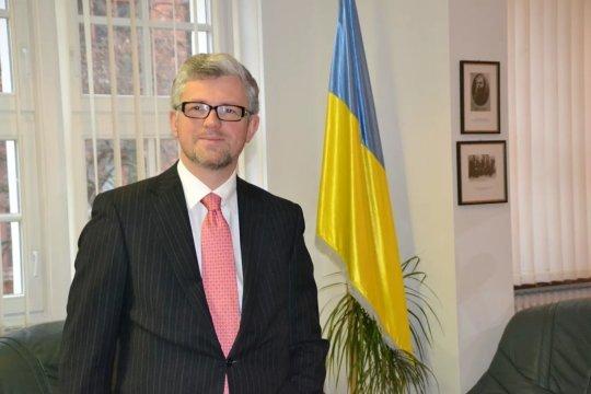 Посол Украины в ФРГ призвал власти страны оказать поддержку военной учебной миссии
