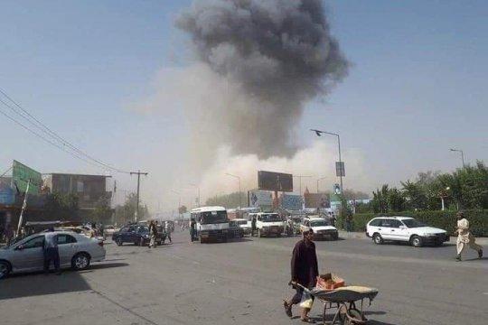 В афганском городе Кундуз произошел взрыв