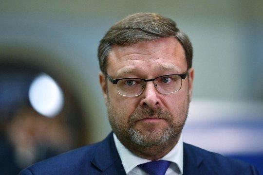 Косачев прокомментировал заявление США относительно ДРСМД