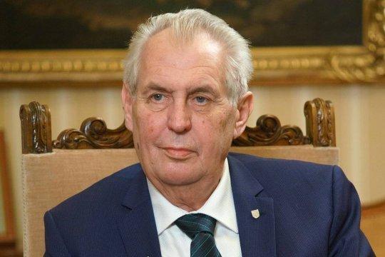 Президент Чехии госпитализирован из-за обострения хронических заболеваний