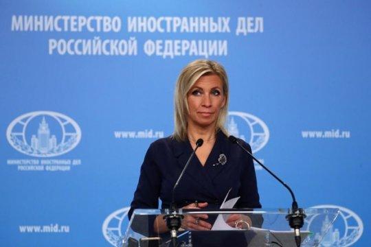 Захарова: Неготовность НАТО к диалогу стала очевидной окончательно