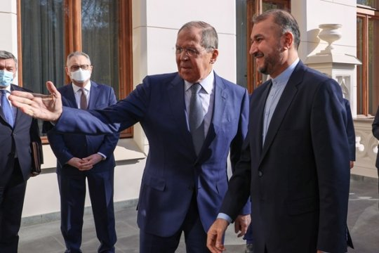 Иран готов вернуться к переговорам по СВПД