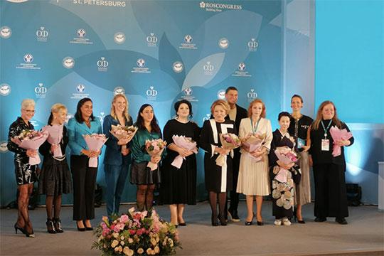 В. Матвиенко: Премия «Общественное признание» стала одним из символов Евразийского женского форума