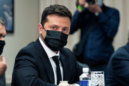 Зеленский не видит смысла спрашивать о вступлении Украины в ЕС
