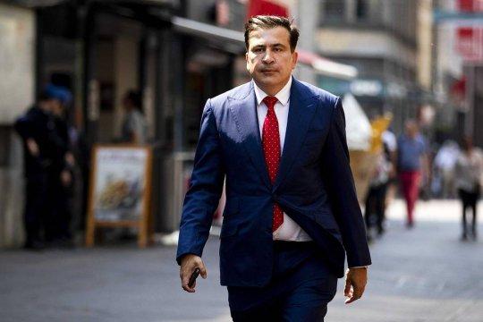 Саакашвили сообщил о возвращении в Грузию