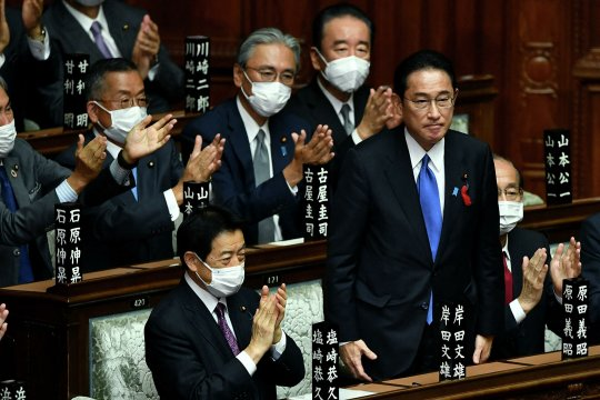 Новое правительство Японии - пацифисты и ястребы