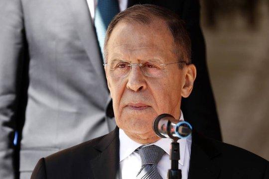 Лавров: РФ будет делать все, чтобы противостоять распространению миссии НАТО на весь мир