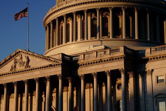 Конгресс США одобрил очередное повышение потолка госдолга