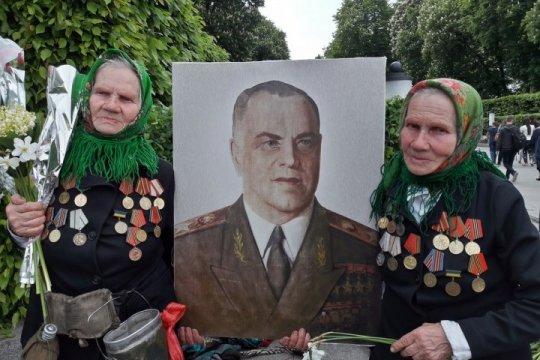 Киевские «сестры Жукова»