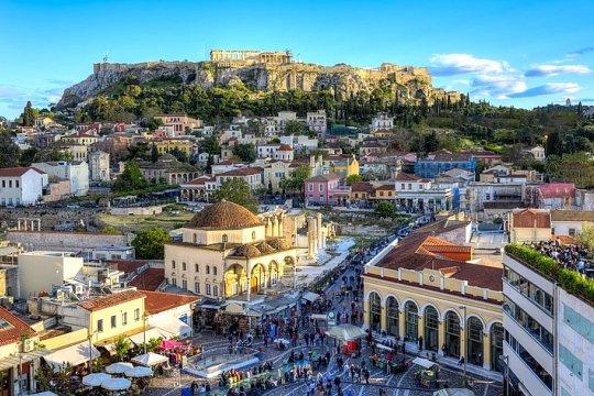 Делегация Совета Федерации во главе с В. Матвиенко посетит Грецию с рабочим визитом