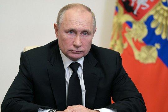 Владимир Путин прокомментировал энергетический кризис в Европе