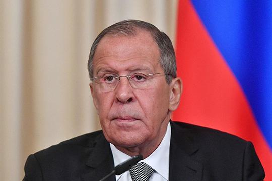 Сергей Лавров: мы видим попытки НАТО «разогреть» обстановку в Азии