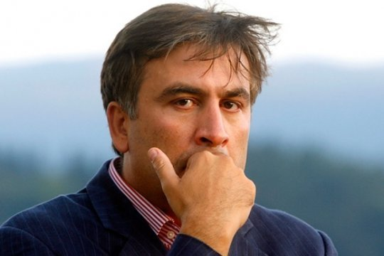 Саакашвили обратился к Зеленскому и назвал себя «личным узником Путина»