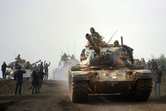 Turkiye: Турция завершила подготовку к наступлению в Сирии