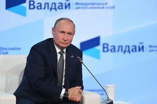 Владимир Путин не согласился с Эрдоганом относительно роли СБ ООН