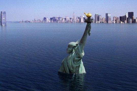 В США пугают наводнением: выплывет ли Америка?