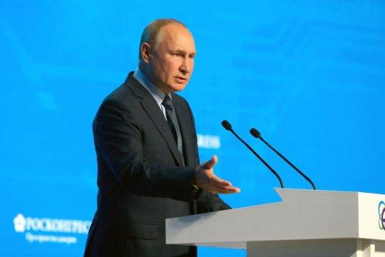 Владимир Путин прокомментировал текущие отношения с США и НАТО