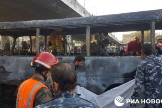 Взрыв в Дамаске