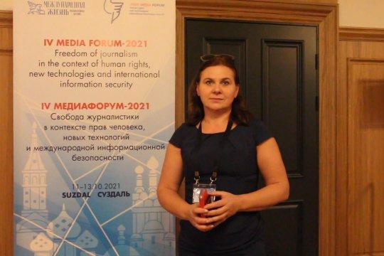 Марианна Алборова: Образование не успевает за интернетом