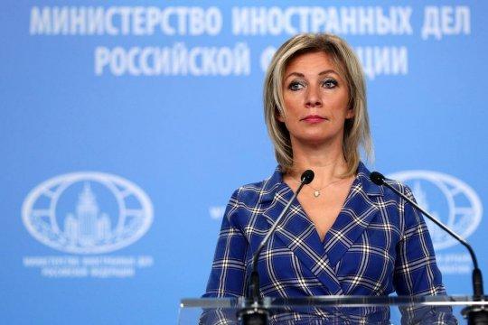 Захарова не исключила дальнейшей деградации ситуации в Донбассе