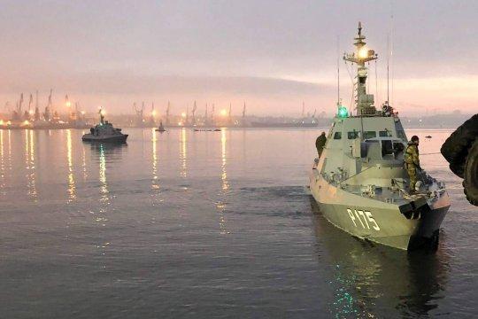 В Гааге начались слушания по поводу инцидента в Керченском проливе