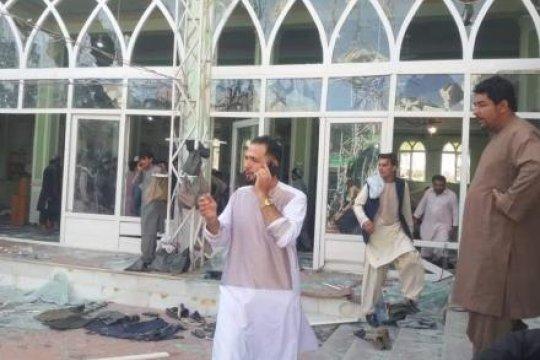 В шиитской мечети в Кандагаре произошел взрыв