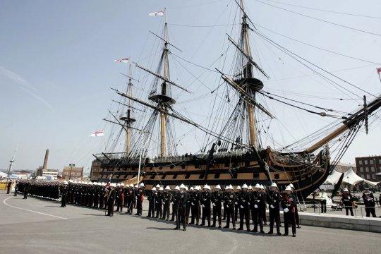 Битва при Трафальгаре: как Наполеон остался без флота
