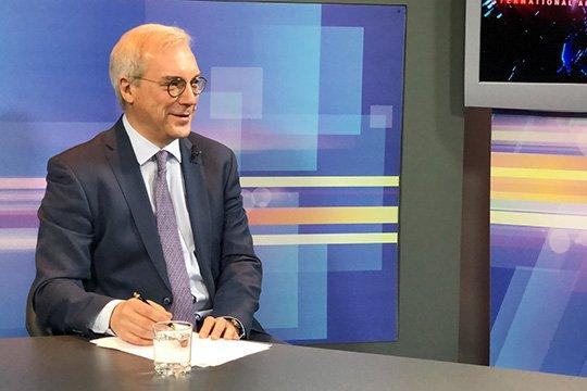 Грушко прокомментировал решение НАТО о двукратном сокращении российской миссии при альянсе