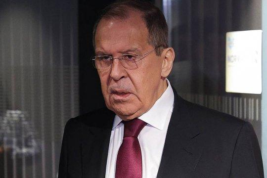 Лавров назвал фантазией слова главы Минобороны ФРГ о военном сдерживании России