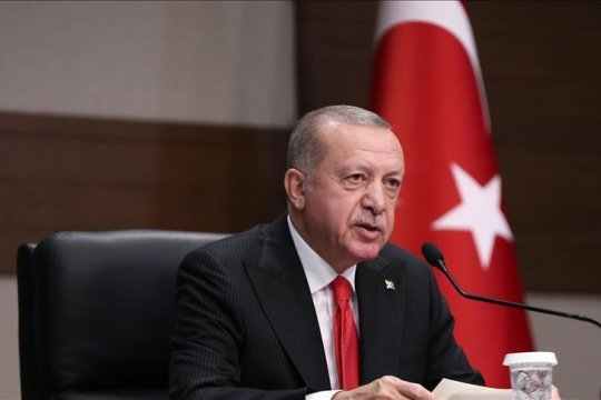 Эрдоган отменил решение о высылке 10 послов западных стран